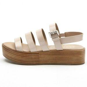Coconut by Matisse Riot Platform Sandals